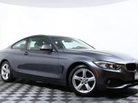 2014 BMW 4 Series 428i xDrive Gray 33/22 Highway/City