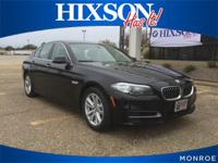 Check out this gently-used 2014 BMW 5 Series we