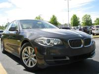 This is a Certified Pre-Owned BMW and comes with a 5
