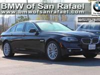 Options:  2014 Bmw 5 Series 4Dr Sdn 528I Rwd|4 Cylinder