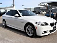 We are excited to offer this 2014 BMW 5 Series. How to