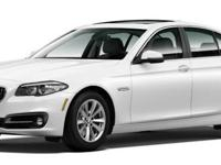 We are excited to offer this 2014 BMW 5 Series. Drive