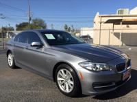 Discerning drivers will appreciate the 2014 BMW 528i!