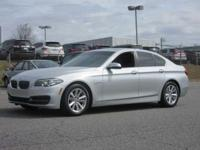 This outstanding example of a 2014 BMW 5 Series 528i is