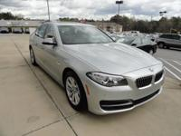We are excited to offer this 2014 BMW 5 Series. This