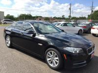 Load your family into the 2014 BMW 528i! It delivers