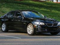 528i trim. Superb Condition, BMW Certified, LOW MILES -
