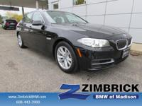 Options:  2014 Bmw 5 Series 4Dr Sdn 528I Xdrive Awd|4