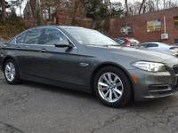 This 2014 BMW 5 Series is a dream machine designed to