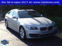 JUST REDUCED TO $29577.00 ***2014 BMW 528i xDRIVE AWD