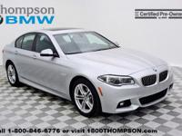 Step into the 2014 BMW 528i xDrive! A great vehicle and