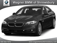This outstanding example of a 2014 BMW 5 Series 528i