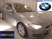 GREAT mileage on this CERTIFIED 528 x-drive,! Local,