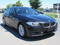 Take command of the road in the 2014 BMW 528i xDrive!