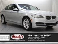 This 2014 535d has Navigation system w/ touchpad,