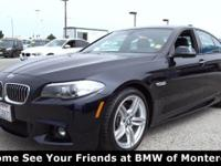 BMW Certified, CARFAX 1-Owner, LOW MILES - 35,841! $800