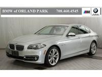 2014 BMW 5 Series 535d xDrive LUXURY LINE Glacier
