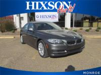 This 2014 BMW 5 Series 535i is proudly offered by
