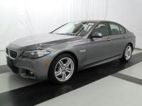 This 2014 BMW 535i Sedan is a One Owner vehicle with a