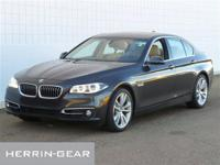 535i trim. FUEL EFFICIENT 30 MPG Hwy/20 MPG City! NAV,