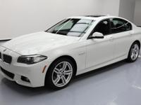 This awesome 2014 BMW 5-Series comes loaded with the