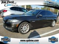 This 2014 BMW 5 Series 535i is proudly offered by Tom