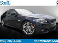Options:  2014 Bmw 5 Series 535I|Imperial Blue