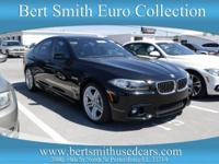 Heavily equipped 201 2014 BMW 5 Series 535i. Msport