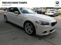 CARFAX 1-Owner, Excellent Condition, BMW Certified, LOW