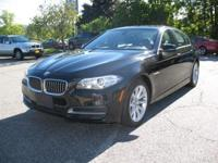 535i xDrive, 4D Sedan, 3.0L I6 DOHC 24V TwinPower