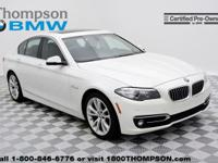 Step into the 2014 BMW 535i xDrive! It captivates