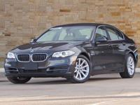 This 2014 BMW 5 Series has an original MSRP of $64,425
