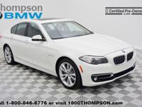 Step into the 2014 BMW 535i xDrive! The more time you
