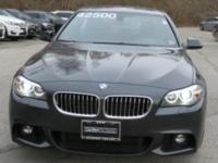 2014 BMW 535i Automatic 8-Speed   This gorgeous 2014
