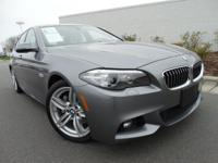 GREAT MILES 34,191! 535i xDrive trim, Space Gray