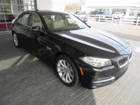 2014 BMW 5 Series 4D Sedan 535i xDrive 3.0L I6 DOHC 24V