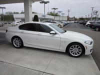 2014 BMW 5 Series 4D Sedan 535i xDrive 3.0L I6 DOHC 24V