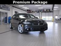 2014 BMW 5 Series 535i xDrive Dark Graphite Metallic M