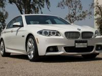 Options:  2014 Bmw 5 Series 550I|Alpine