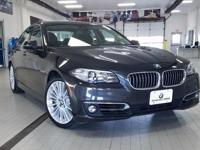 2014 BMW 5 Series 550i xDrive Dark Graphite Metallic
