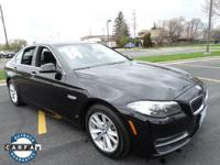 Boasting superb craftsmanship, this 2014 BMW 5 Series