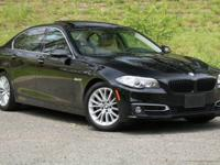 This luxurious 2014 BMW 535i xDrive Sedan with