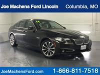 Jatoba Metallic 2014 BMW 5 Series 528i xDrive AWD
