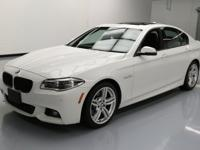 M Sport Line, 3.0L I6 Engine, Leather Seats, Heated