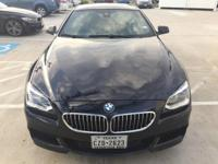 THIS 2014 BMW 640I HAS ONLY 20,428 MILES ... M SPORT