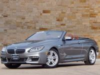 This 2014 BMW 6 Series has an original MSRP of