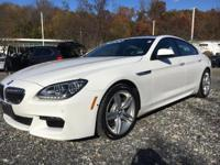 2014 BMW 640i Automatic 8-Speed   CARFAX 1 owner and