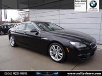 2014 BMW 6 Series 640i xDrive Gran Coupe. Cold Weather