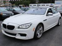 This 2014 BMW 6 Series 640i xDrive is offered to you