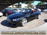 This 2014 BMW 6 Series 650i is proudly offered by Major